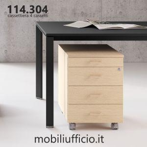 114.404 cassettiera cancelleria SAL archivio