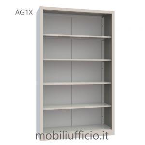 AG1X armadio metallo CONTAINERS a giorno