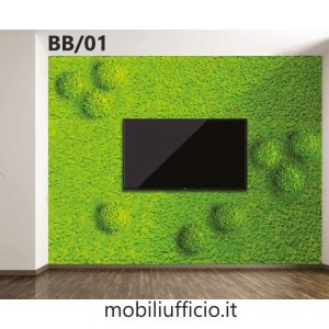 BB/01 giardino verticale BUBBLE