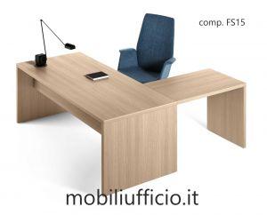 FS/15 scrivania angolare FUNNY PLUS direzionale