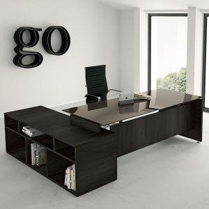 GO06 scrivania vetro GO EASY