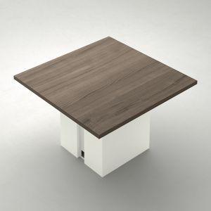 GS4001 - tavolo riunione GO STEEL quadrato