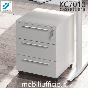 KC7010 - cassettiera su ruote OFF