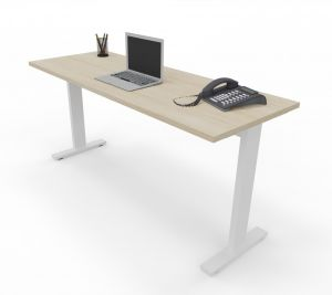 KP2SB/RM scrivania KAMOS p. 60 base a T