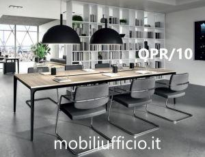 OPR/10 - tavolo OPERA piano composito