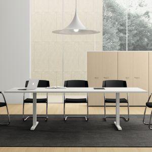 OXI33 - tavolo riunione rettangolare