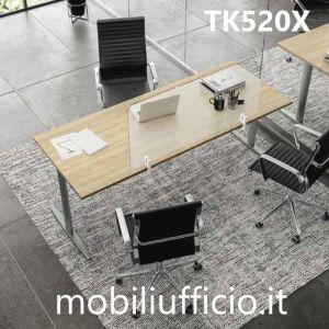 TK520X scrivania TEKO CLASSIC prof. 80