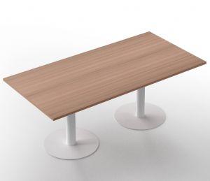 TK5922 - tavolo riunione RETTANGOLARE - TEKO CLASSIC