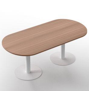 TK5923 - tavolo riunione OVALE - TEKO CLASSIC