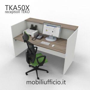 TKA50X - bancone TEKO doppio fianco p. 99,3