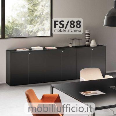 FS/88 mobile h. 85 FUNNY archivio 6 ante con serratura