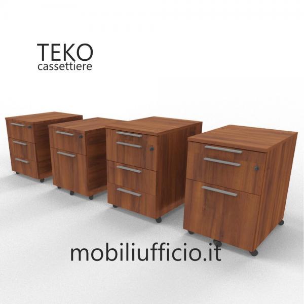 Nuovo Colore per le Cassettiere TEKO